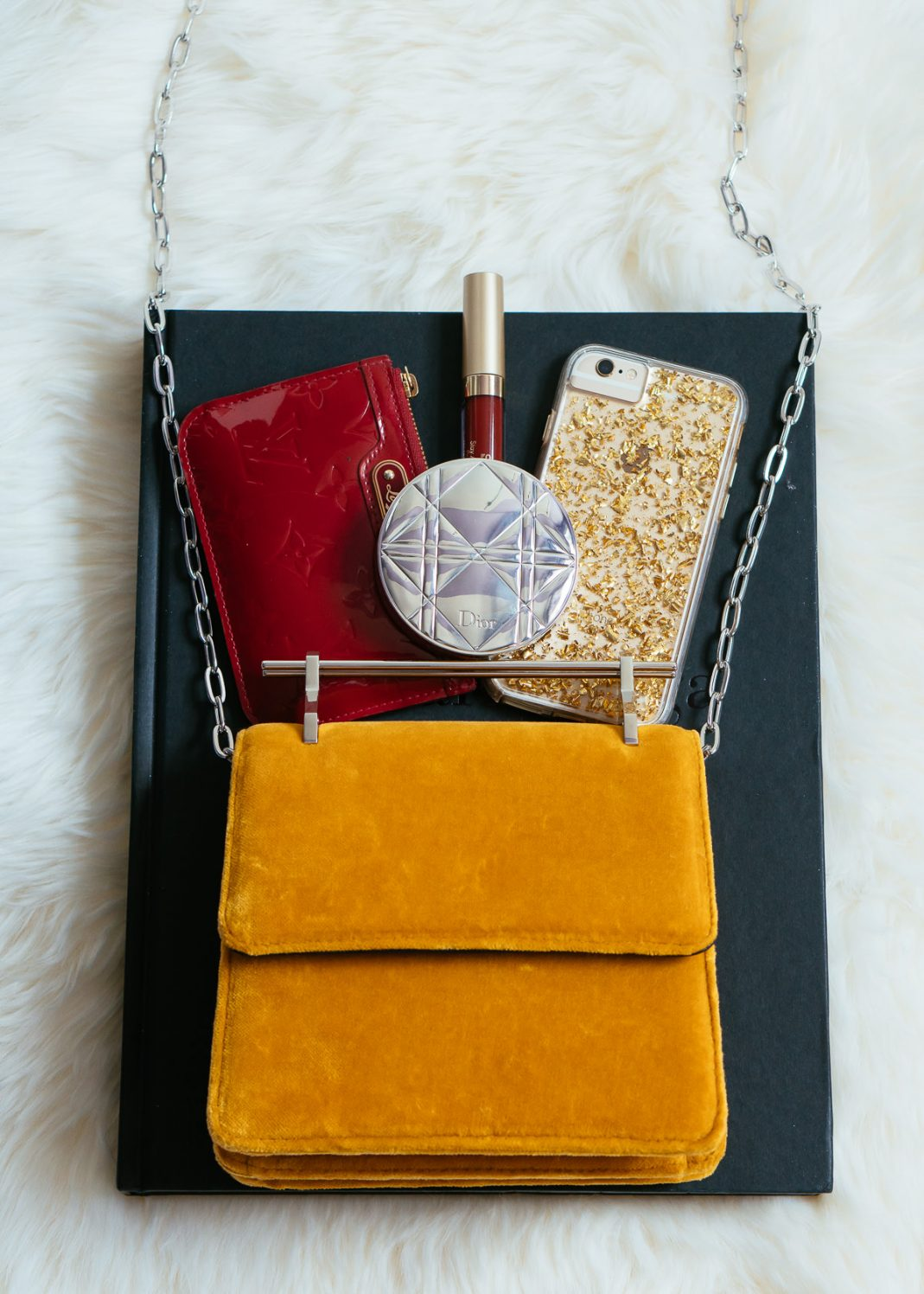 7a93bf96012c Loving Lately: M2Malletier's Amori Fati Mini is the Velvet Bag You Need Now  | PurseBlog.com | Bloglovin'