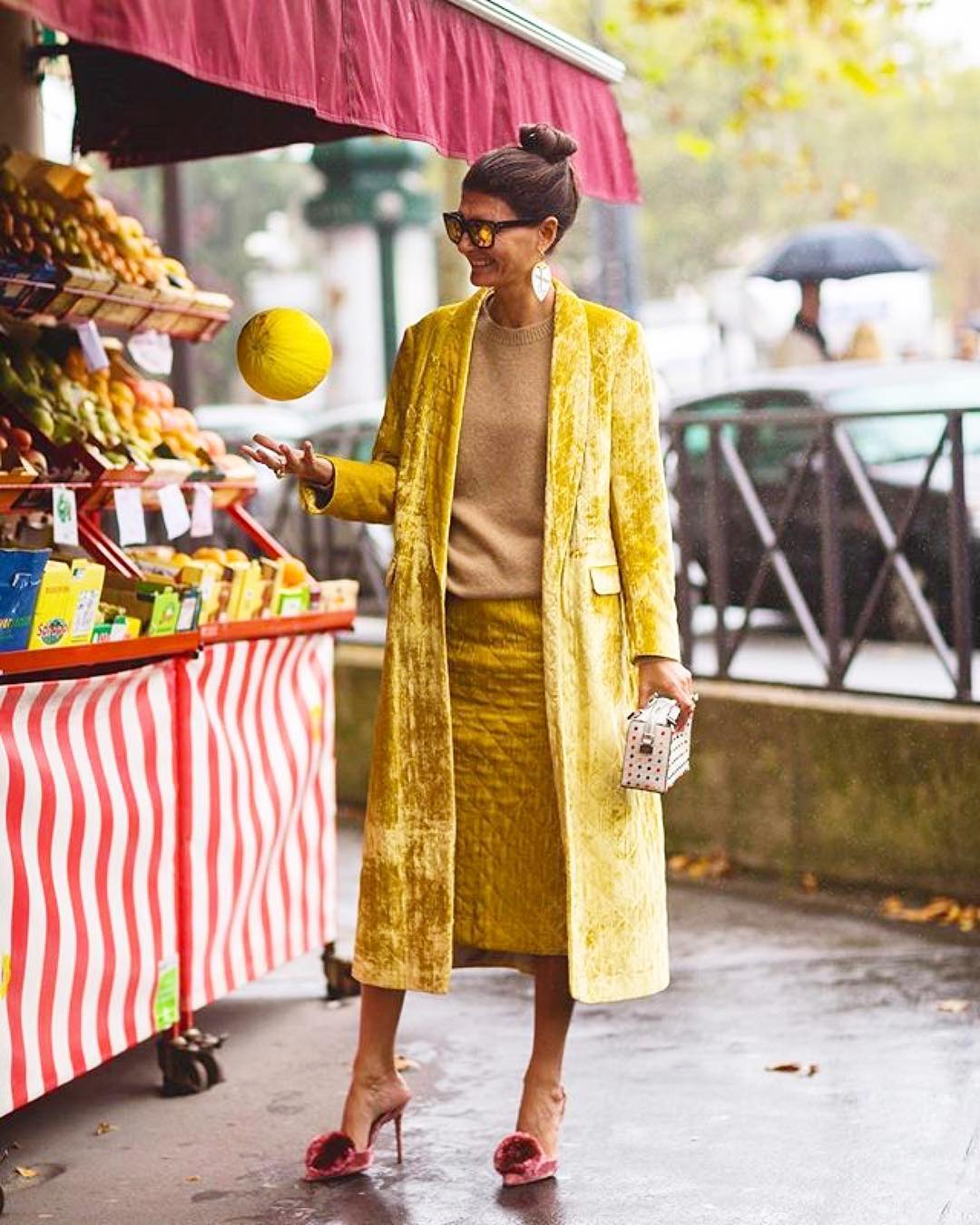 The Best Street Style Bags As Seen On Instagram Paris