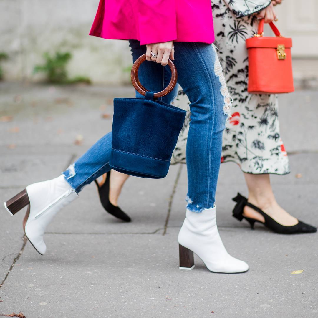 6bfc5ffdf65a The Best Street Style Bags As Seen On Instagram