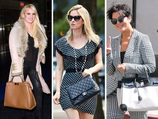 National Handbag Day 2017: Counting Down the 10 Best Celebrity Bag Collections We've Ever Seen