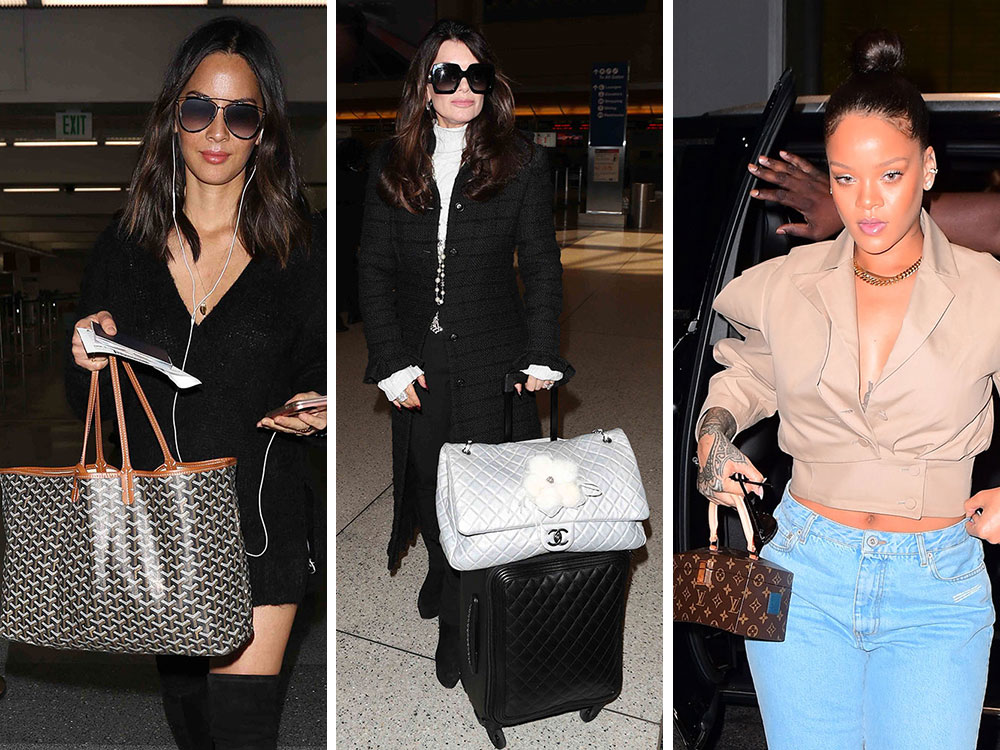 26ac9cf2dfd6 Celebs are Launching Fashion Lines and Hanging Out Without You with Bags  from The Row