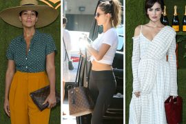LA's Veuve Clicquot Polo Classic Delivers the Bags, Plus More Celeb Picks