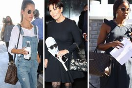 Celebs Remain Single-Minded, Return to Their Favorite Bag Brands This Week