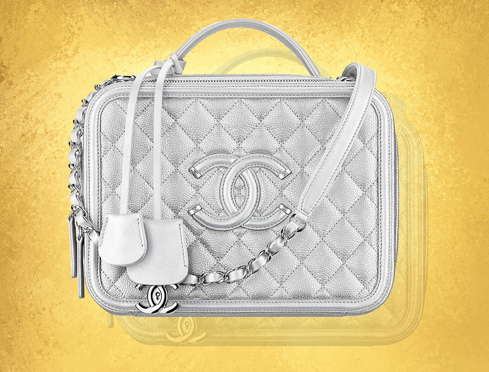 Metallic Silver Bags Are Fall 2017 S Most Versatile Color Trend Purseblog