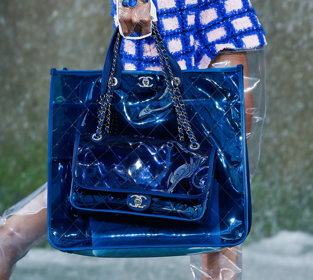 68169fe75c2f 59 Brand New Chanel Bags, Straight From the Brand's Mermaid Blue ...