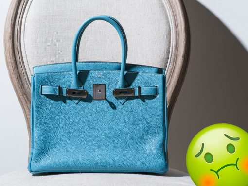 Buying a Bag Doesn't Always Bring Joy; One Time, It Made Me Sick