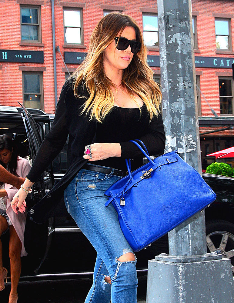 c6b48cb01689 Khloe-Kardashian-Hermes-Birkin-1 - PurseBlog