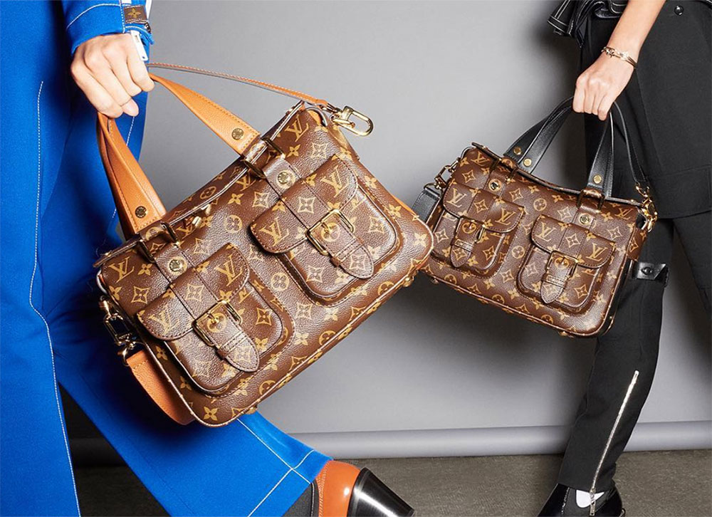 Louis Vuitton Has Relaunched The Manhattan Bag With A Whole