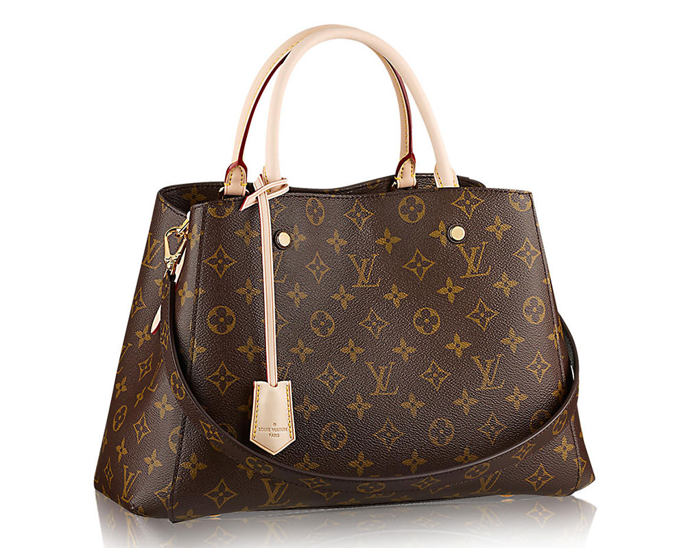 The 8 new louis vuitton classic monogram bags everyone for Louis vuitton miroir bags
