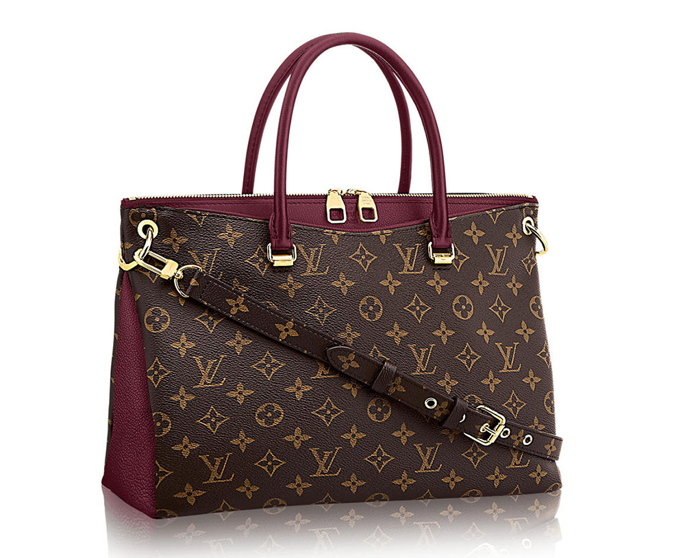7f3340eb25c9 The 8 New Louis Vuitton Classic Monogram Bags Everyone Should Know ...