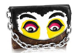 Louis Vuitton's Kabuki-Themed Cruise 2018 Bags are Already In Stores; We Have Pics + Prices