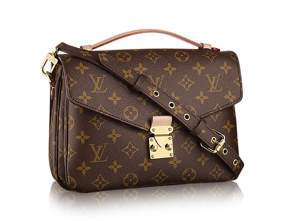 3bde5d228a46 The 8 New Louis Vuitton Classic Monogram Bags Everyone Should Know ...