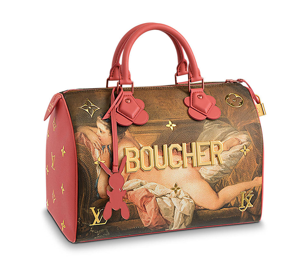344c520e490c Louis Vuitton Has Released More Bags in Its Jeff Koons