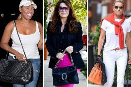 It's Time to Catch Up on What the Real Housewives are Carrying