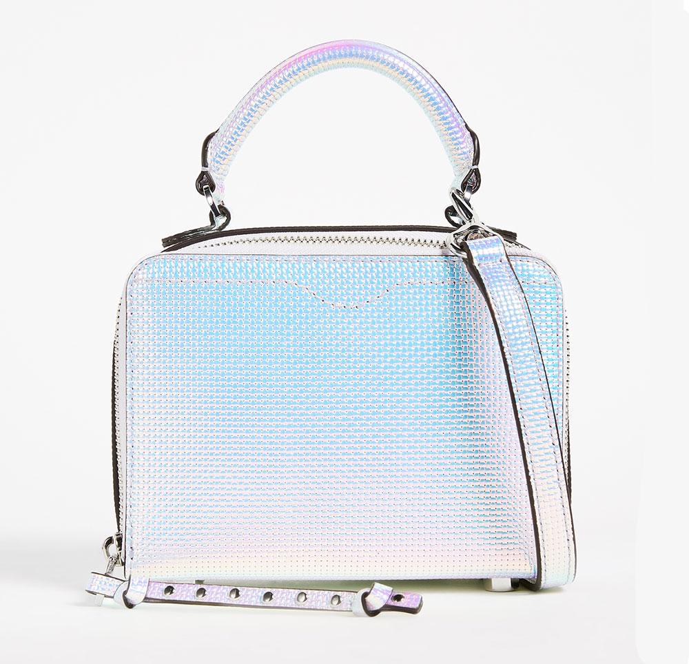 Rebecca Minkoff Hologram Box Bag