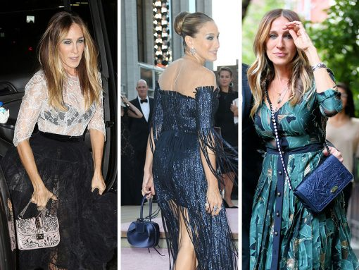 In Review: A Year's Worth of Sarah Jessica Parker's Bags