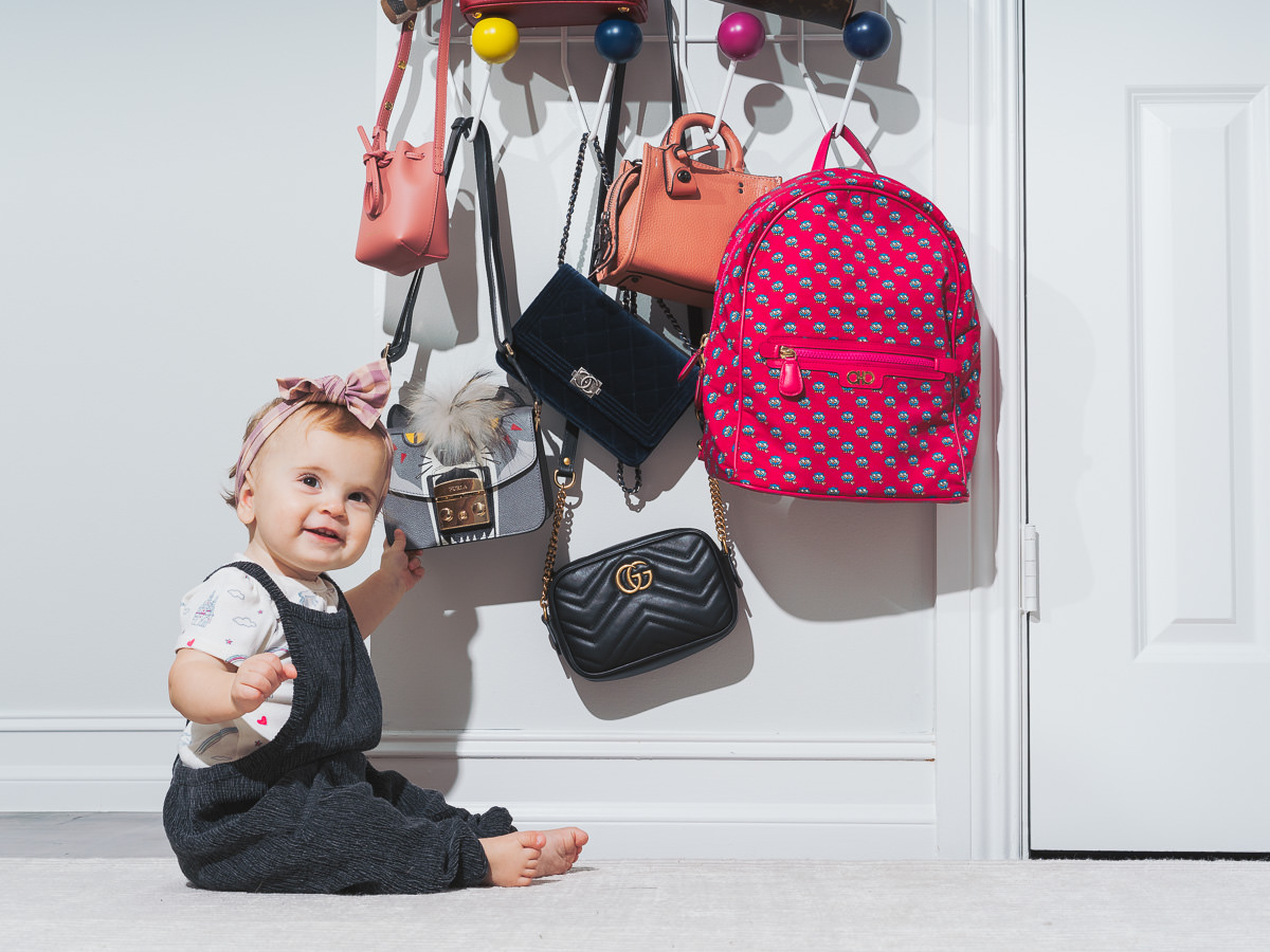 2f32446fcd3a The Many Bags of Millie Jean - PurseBlog