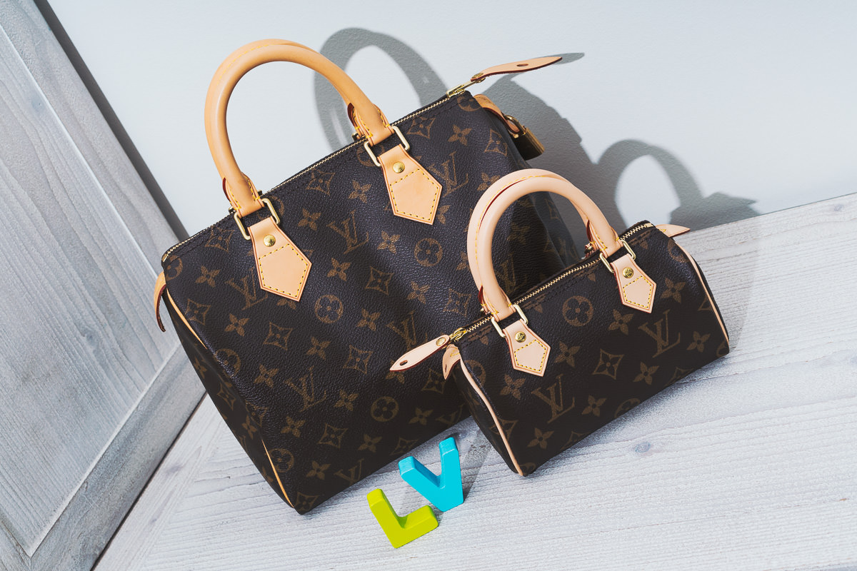 8fd3904ebc48 This is the bag that started her collection and of course I've had my Louis  Vuitton Speedy for years as well.