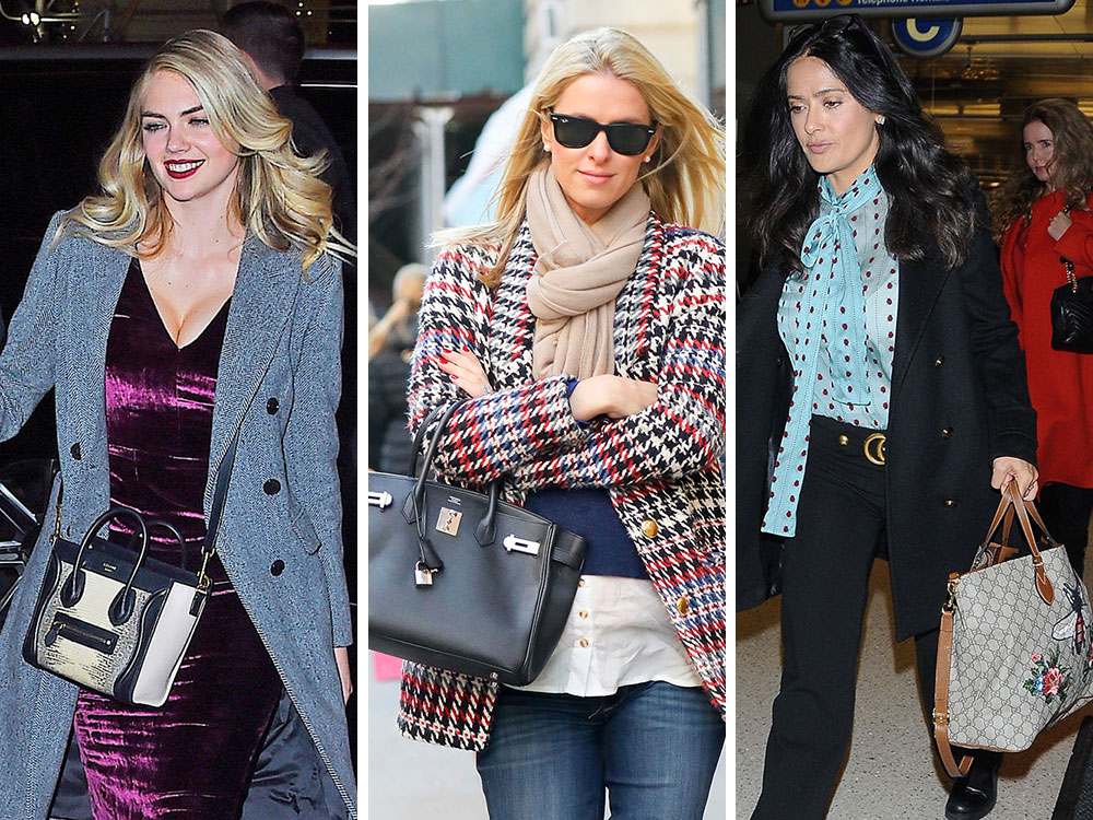 de70349387cb Celebs Just Can t Quit These Bags from Prada