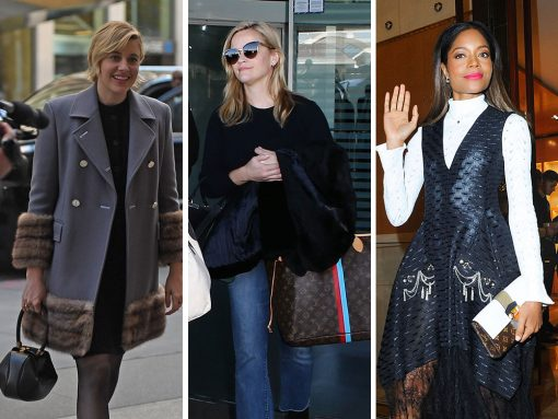 Celebs Make Pilgrimages to Paris, London and Craig's with Bags from Prada, Louis Vuitton and Beyond