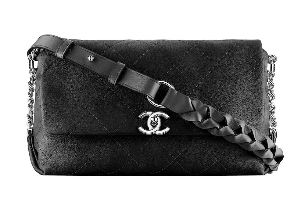 98b6261fe37c Chanel-Flap-Bag-Black-Messenger-3300 - PurseBlog