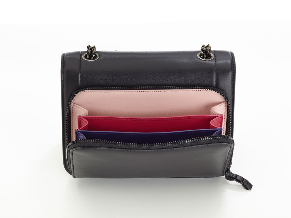 627c44661015 Salvatore Ferragamo Strikes Gold with its Colorful Vara Rainbow Bags ...