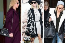 In Review: The Year in Bags Carried by Jennifer Lawrence