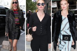 A Kate Bosworth Press Tour Always Means a Parade of Beautiful Bags