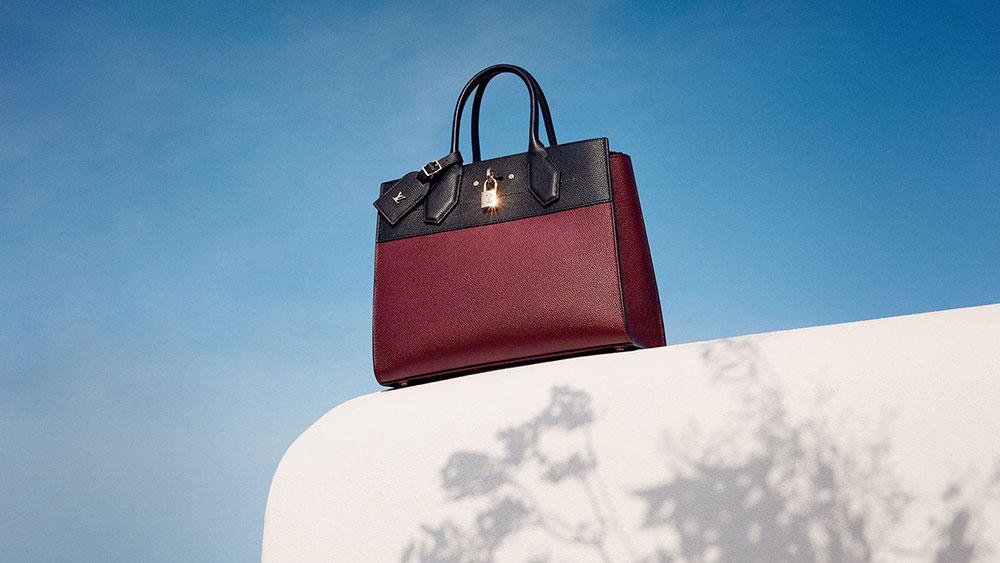 check out louis vuitton 39 s cruise 2018 bags in the brand 39 s new ad campaign purseblog. Black Bedroom Furniture Sets. Home Design Ideas
