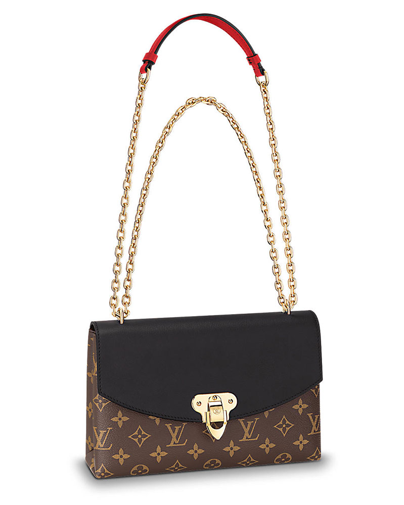 Bag At You Fashion Blog Hip E Bags White Backpack: Introducing The Louis Vuitton Saint Placide Bag