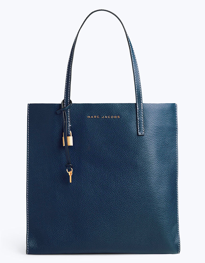 8291db7a776a The Marc Jacobs Grind Tote is a Perfectly Functional