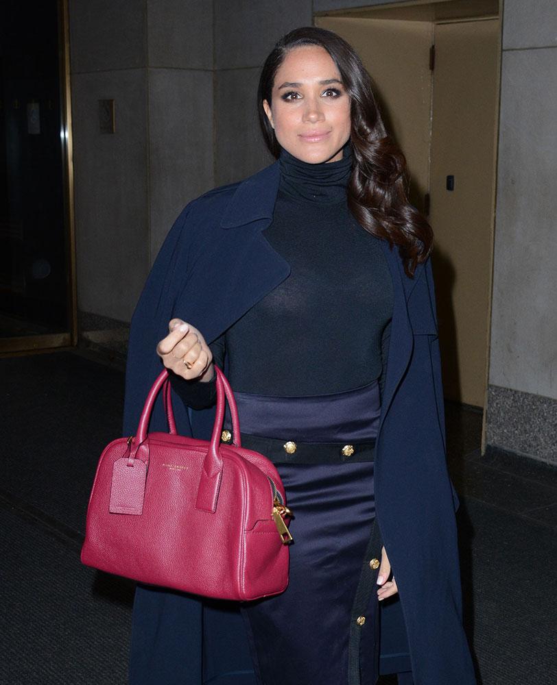 Take A Look At Future Royal Meghan Markle's Handbag