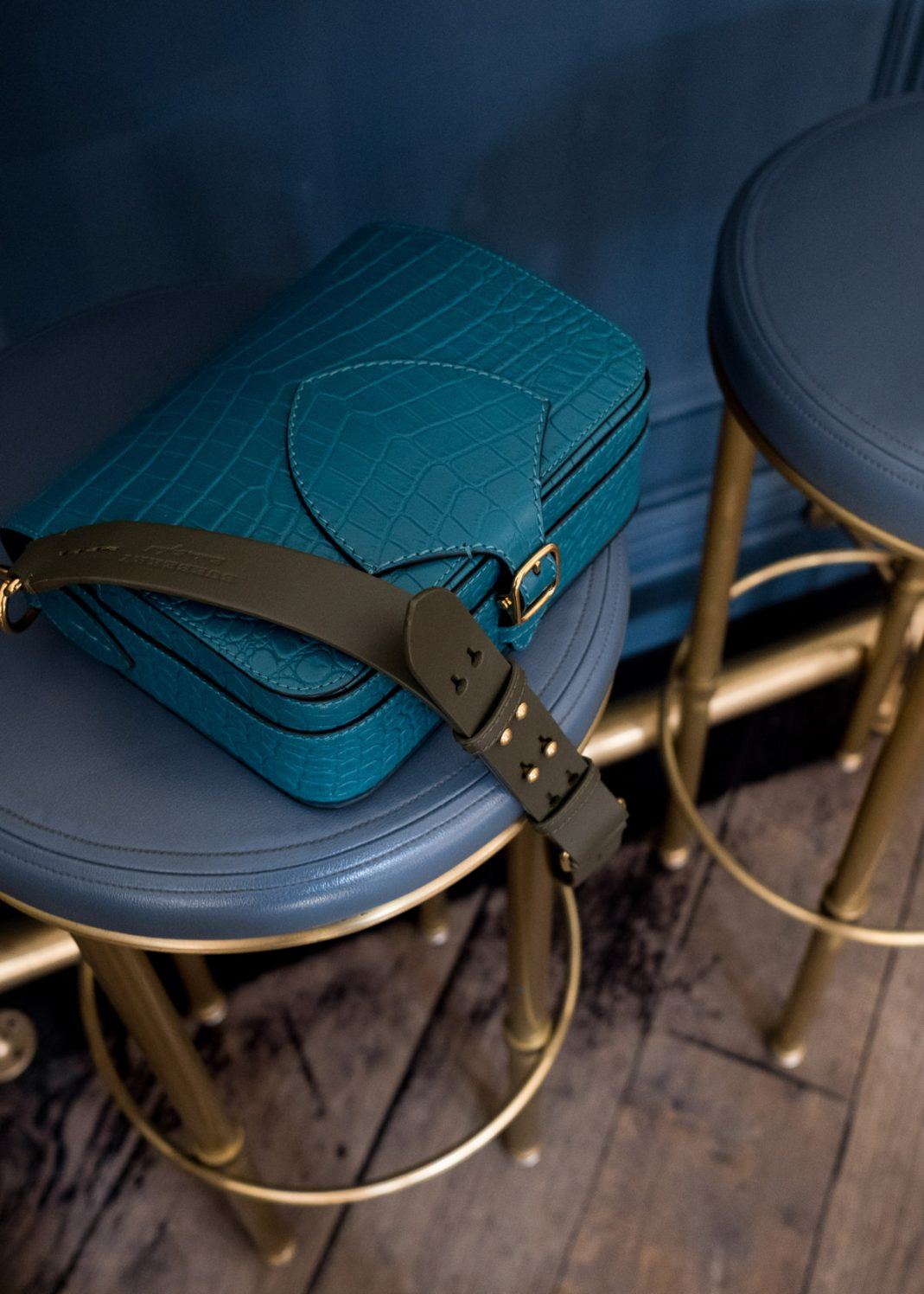 A Closer Look at the Burberry Square Satchel