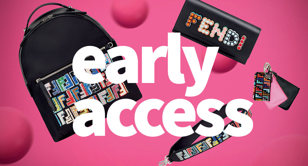 Fendi Sale Early Access