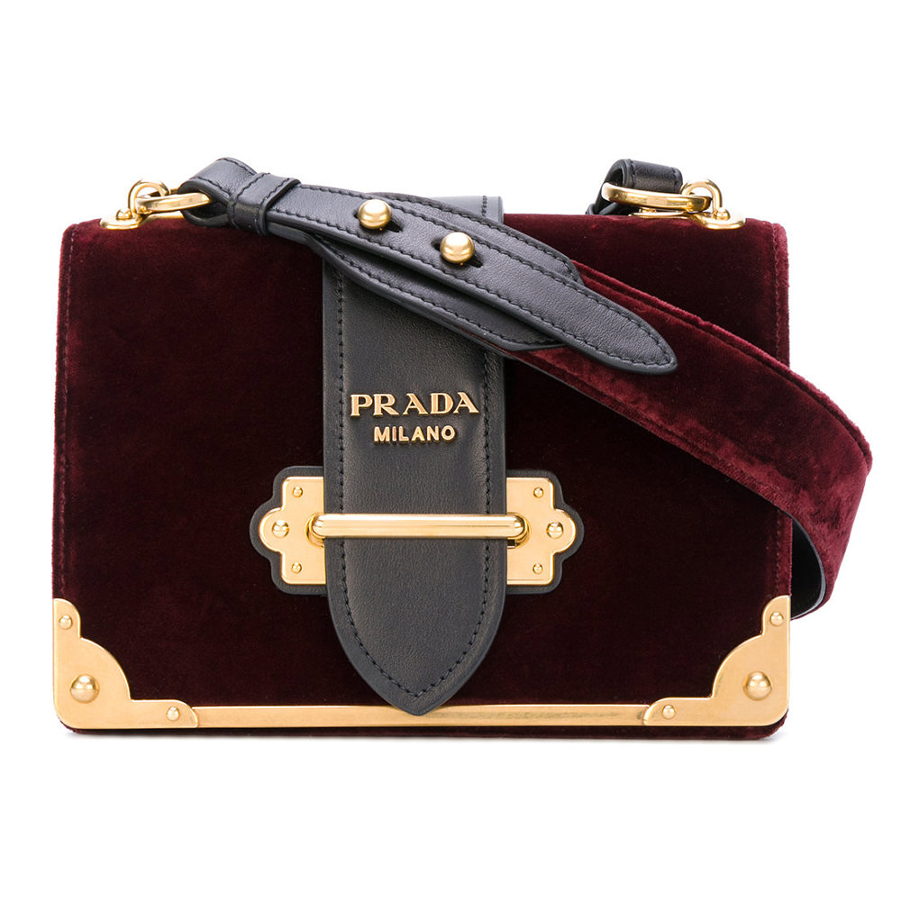 8e50c5500c4c Gimme More Velour for the Holidays: Velvet Bags, Shoes and Beyond ...