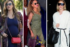 Celebrity Birthdays, Fashion Awards and Fetes Bring Out Great Bags from Valentino, Louis Vuitton and Coach