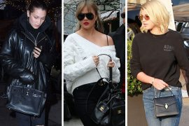Celebs Bust Out Opulent Bags from Bulgari, Chanel and Victoria Beckham