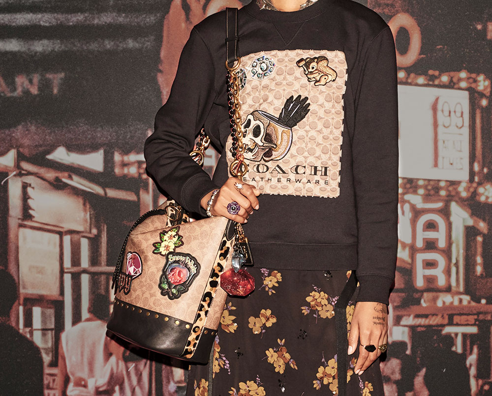 Get Your Very First Look at Coach's Pre-Fall 2018 Bags in ...