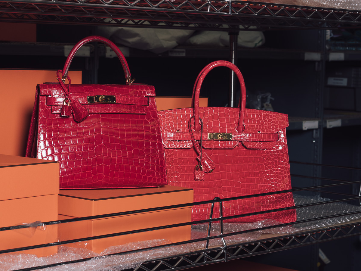 Birkin Or Kelly Which Red Hermès Bag