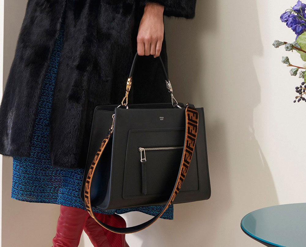 b4c68804650f Get Your First Look at Fendi s Brand New Pre-Fall 2018 Bags - PurseBlog