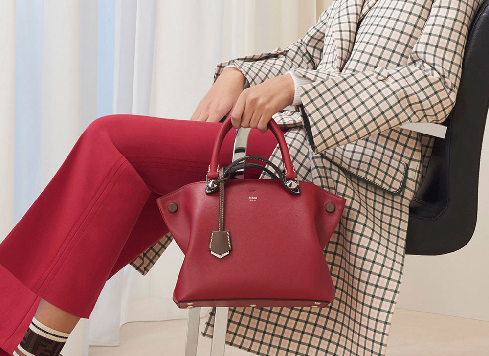 83cc34f47875 Get Your First Look at Fendi s Brand New Pre-Fall 2018 Bags - PurseBlog