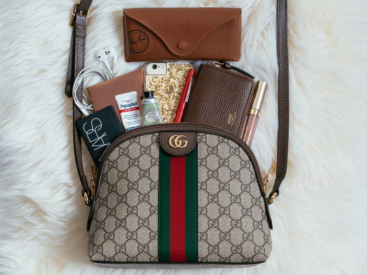 Ophidia shoulder bag - Brown Gucci umUWQrJg