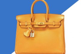 At Auction, Christie's Sets a New Price Record for a Leather Hermès Birkin