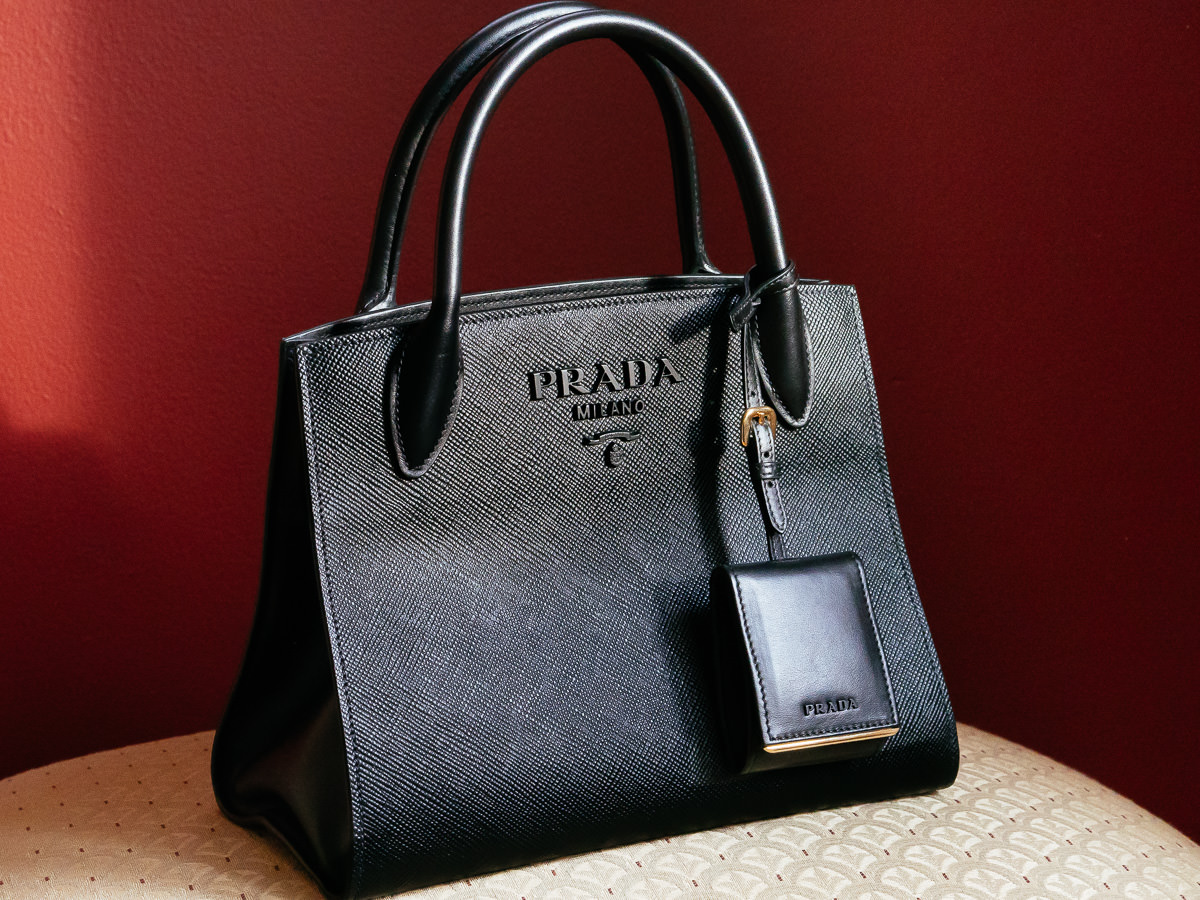 Loving Lately Functional And Incredibly Chic The Prada Monochrome Bag Stole My Heart Purseblog