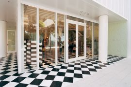 Exclusive Look at Prada's New Miami Design District Store