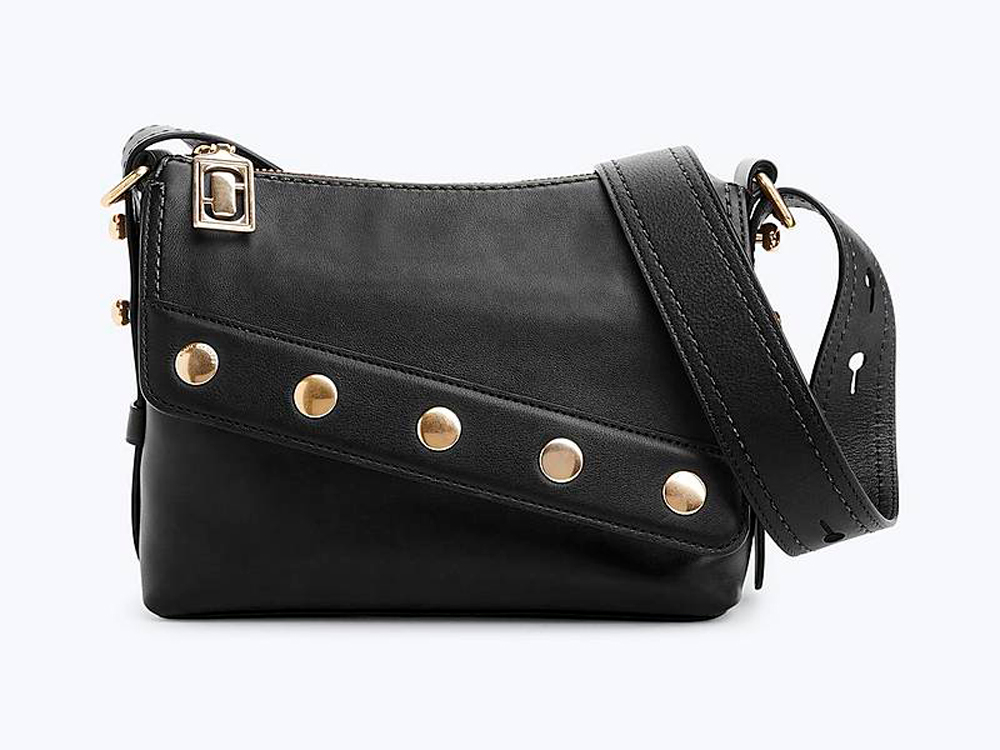 22ea33b1e822 The Marc Jacobs Mini Dwntwn Shoulder Bag is a Perfectly Stylish Choice for  the Girl On the Go