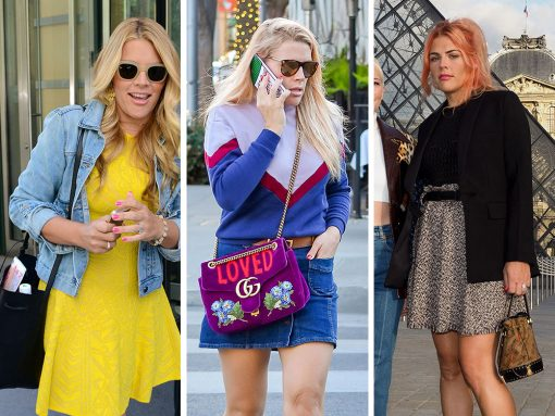 Let's Take a Gander at Busy Philipps' Bag Collection