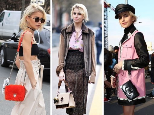 German Fashion Blogger Caro Daur and Her Handbags Deserve Your Attention