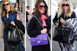Celebs Shop in Perpetuity with Bags from Givenchy, Chanel and Dior