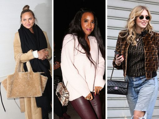 This Week, Celebs Attended Protests and Press with Bags from Chanel, Céline and Senreve